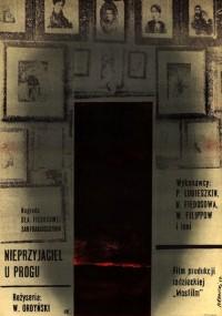 Nieprzyjaciel u progu (1962) plakat