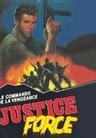 plakat - Siła pomsty (1986)