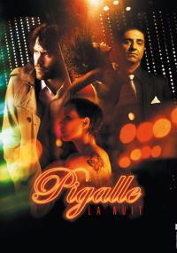 Pigalle nocą (2009) plakat