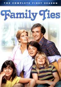 Family Ties (1982) plakat