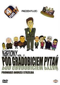 Pod gradobiciem pytań (2005) plakat