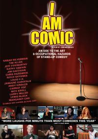 I Am Comic (2010) plakat