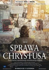 Sprawa Chrystusa (2017) plakat