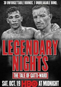 Legendary Nights (2003) plakat