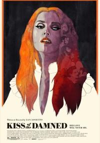 Pocałunek potępionych (2012) plakat