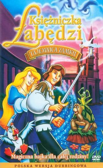 Księżniczka Łabędzi: Tajemnica zamku