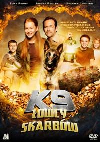 K9: Łowcy skarbów (2014) plakat