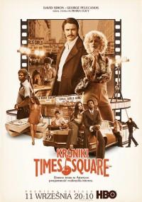 Kroniki Times Square (2017) plakat