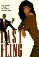 plakat - Ostatnie szaleństwo (1987)