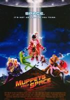 plakat - Muppety z kosmosu (1999)