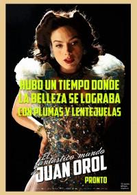 El fantástico mundo de Juan Orol (2012) plakat
