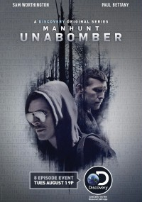 Manhunt: Unabomber (2017) plakat