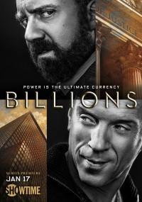 Billions (2016) plakat