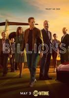plakat - Billions (2016)