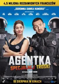 Agentka specjalnej troski (2016) plakat