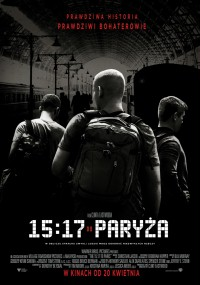 15:17 do Paryża (2018) plakat