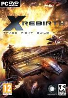 plakat - X Rebirth (2013)
