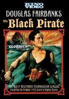 plakat - Czarny pirat (1926)
