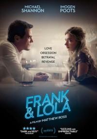 Frank & Lola (2016) plakat