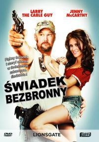Świadek bezbronny (2008) plakat