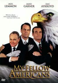 Obywatele prezydenci (1996) plakat