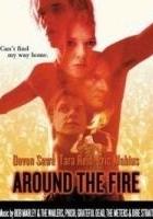 plakat - W kręgu ognia (1998)