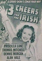 Three Cheers for the Irish (1940) plakat