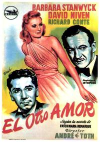The Other Love (1947) plakat
