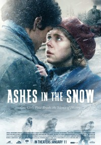 Szare śniegi Syberii (2018) plakat