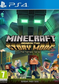 Minecraft: Story Mode - Season 2 (2017) plakat