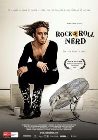 Rock n Roll Nerd (2008) plakat