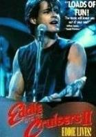 Eddie i Krążowniki II: Eddie Żyje! (1989) plakat