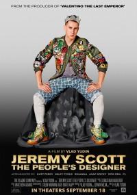 Jeremy Scott: The People's Designer (2015) plakat