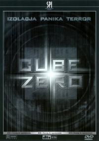 Cube Zero (2004) plakat