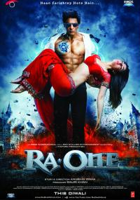 Ra.One (2011) plakat