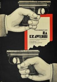 Na krawędzi (1972) plakat