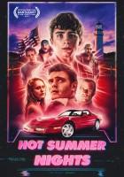 plakat - Hot Summer Nights (2017)