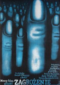 Zagrożenie (1976) plakat
