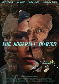 The Adderall Diaries (2015) plakat