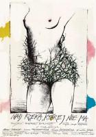 plakat - Nad rzeką, której nie ma (1991)