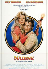 Nadine (1987) plakat