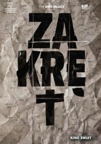 Zakręt (2012) plakat
