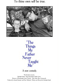 The Things My Father Never Taught Me (2012) plakat