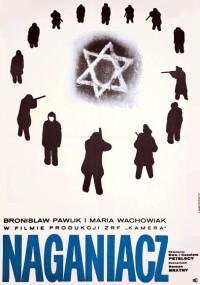 Naganiacz (1963) plakat