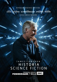 James Cameron: Historia science fiction (2018) plakat