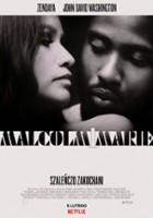 plakat - Malcolm i Marie (2021)