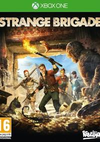 Strange Brigade (2018) plakat
