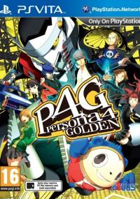 Persona 4 (2008) plakat