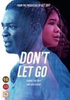 plakat - Don't Let Go (2019)