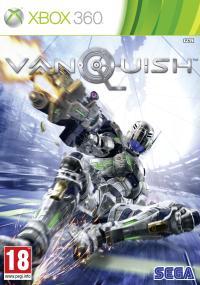 Vanquish (2010) plakat